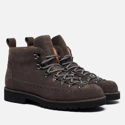 Ботинки Fracap M130 Suede Grey/Grey/Roccia Black