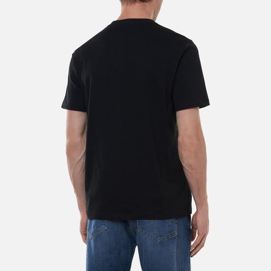 Мужская футболка Fred Perry Embroidered Black