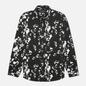 Мужская рубашка Fred Perry Monochrome Abstract Black фото - 0