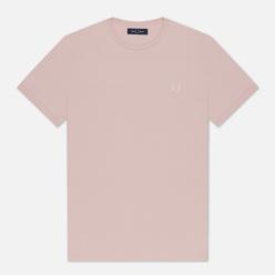 Мужская футболка Fred Perry Ringer Parfait/White