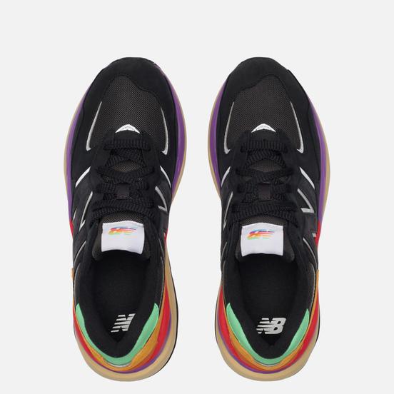 Мужские кроссовки New Balance M5740LB Black/Multi