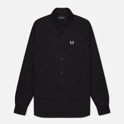 Мужская рубашка Fred Perry Oxford Black