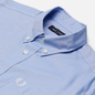 Мужская рубашка Fred Perry Oxford Light Smoke фото - 1