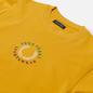 Мужская толстовка Fred Perry Modernist Streetwear Global Branded Gold фото - 1