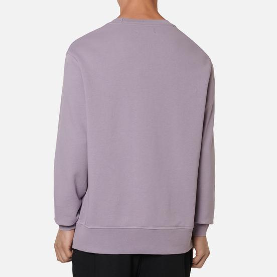 Мужская толстовка Fred Perry Modernist Streetwear Global Branded Lavendar Ash