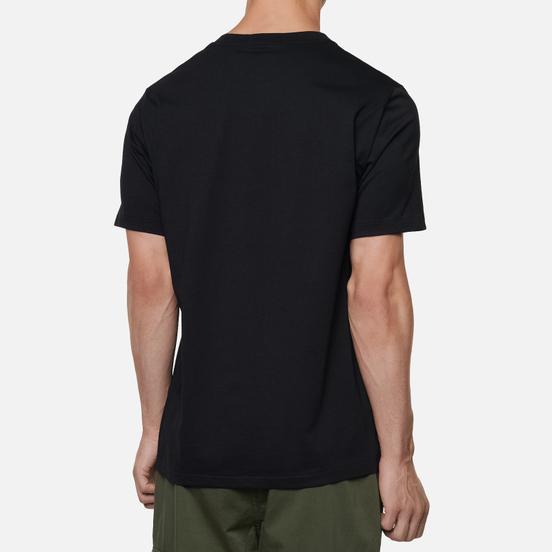 Мужская футболка Fred Perry Colour Block Graphic Black