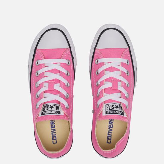 Кеды Converse Chuck Taylor All Star Classic Low Pink