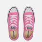 Кеды Converse Chuck Taylor All Star Classic Low Pink фото - 1