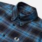 Мужская рубашка Fred Perry Bold Tartan Clay фото - 1