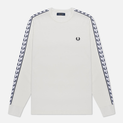 Мужской лонгслив Fred Perry LS Taped Snow White