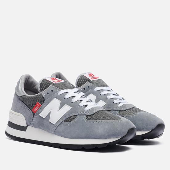 Кроссовки New Balance 990 V1 Grey