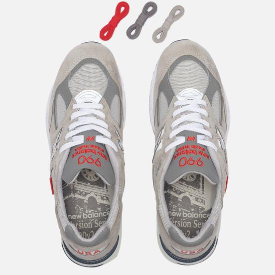 Мужские кроссовки New Balance 990 V2 Grey