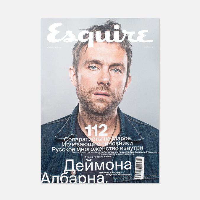 Журнал Esquire № 112 Июль 2015
