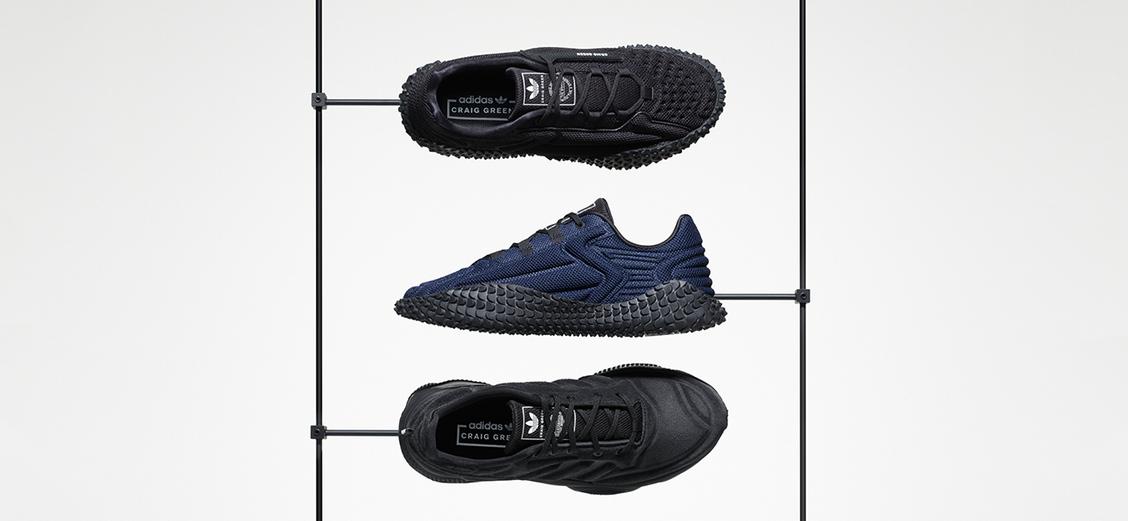 adidas Originals × Craig Green: начало эксперимента