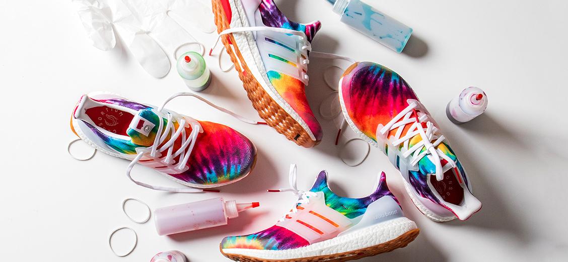 "adidas × Nice Kicks Ultraboost  ""Woodstock"