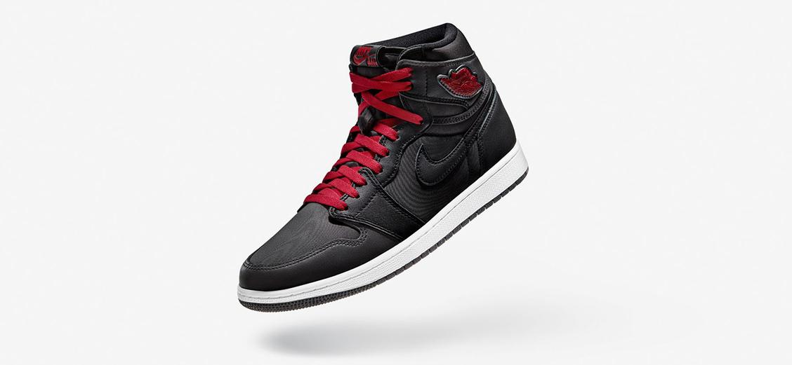 """Air Jordan 1 Retro High OG """"Black Satin"""": открытие года"""