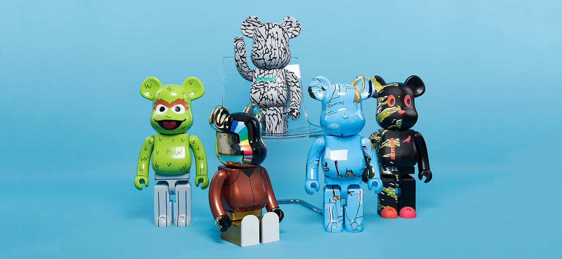 Medicom Toy: новые коллаборации