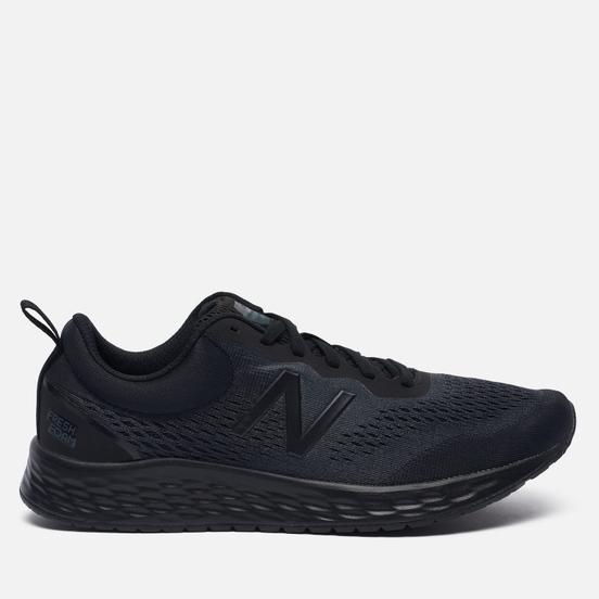 Мужские кроссовки New Balance Fresh Foam Arishi v3 Black/Black