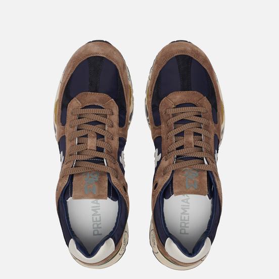 Мужские кроссовки Premiata Mase 4982 Brown