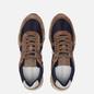 Мужские кроссовки Premiata Mase 4982 Brown фото - 1