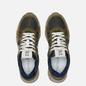 Мужские кроссовки Premiata Mase 5162 Olive/Navy фото - 1