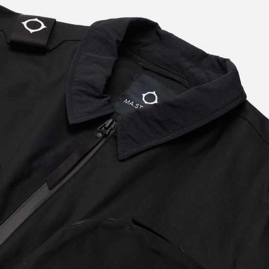 Мужская куртка MA.Strum CR Four Pocket Jet Black