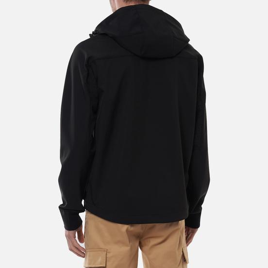 Мужская куртка MA.Strum Softshell Hooded Jet Black