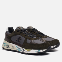 Мужские кроссовки Premiata Mase 4005 Olive