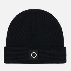 Шапка MA.Strum Milano Knit Jet Black