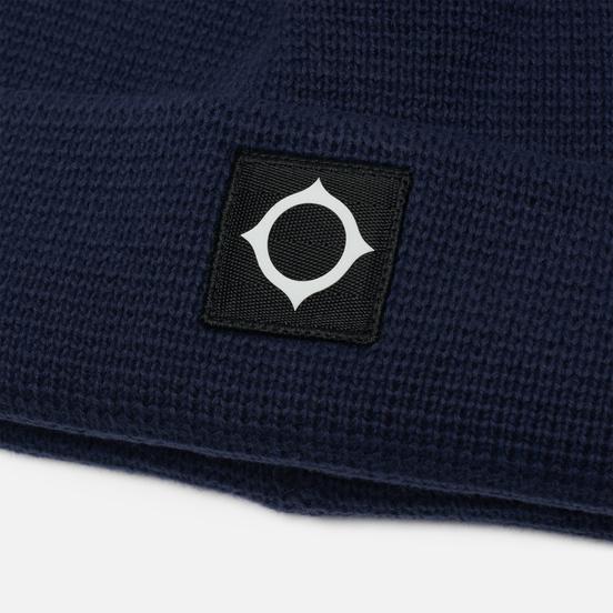 Шапка MA.Strum Milano Knit True Navy