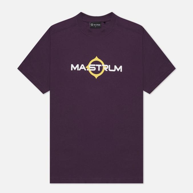 Мужская футболка MA.Strum Logo Print