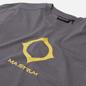 Мужская футболка MA.Strum Distort Logo Dark Slate фото - 1