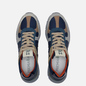 Мужские кроссовки Premiata Mase 4551 Navy фото - 1