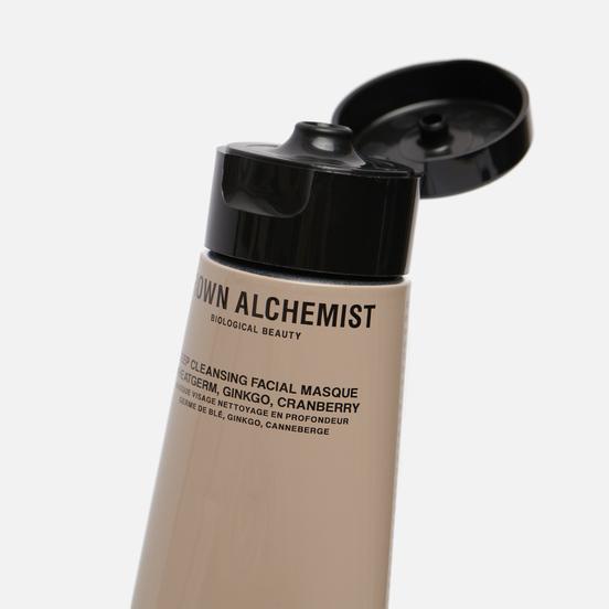 Маска для лица Grown Alchemist Deep Cleansing Wheatgerm/Ginkgo/Cranberry