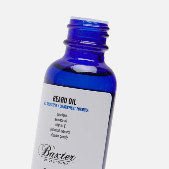 Масло для бороды Baxter of California Beard Oil 30ml