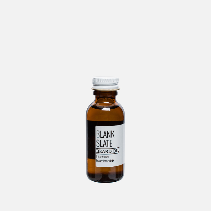 Масло для бороды Beardbrand Blank Slate 30ml