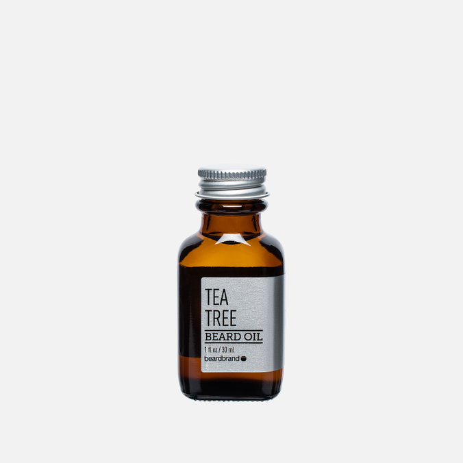 Масло для бороды Beardbrand Tea Tree 30ml