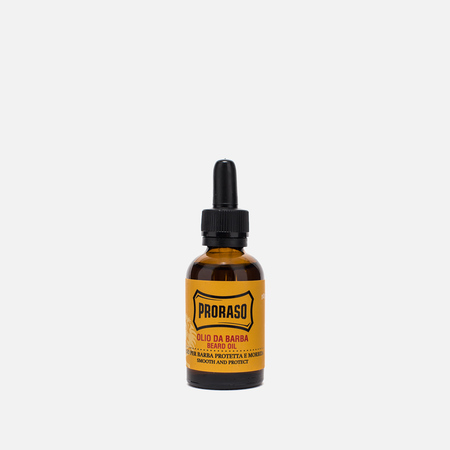 Proraso Smooth And Protect Beard Oil 30ml