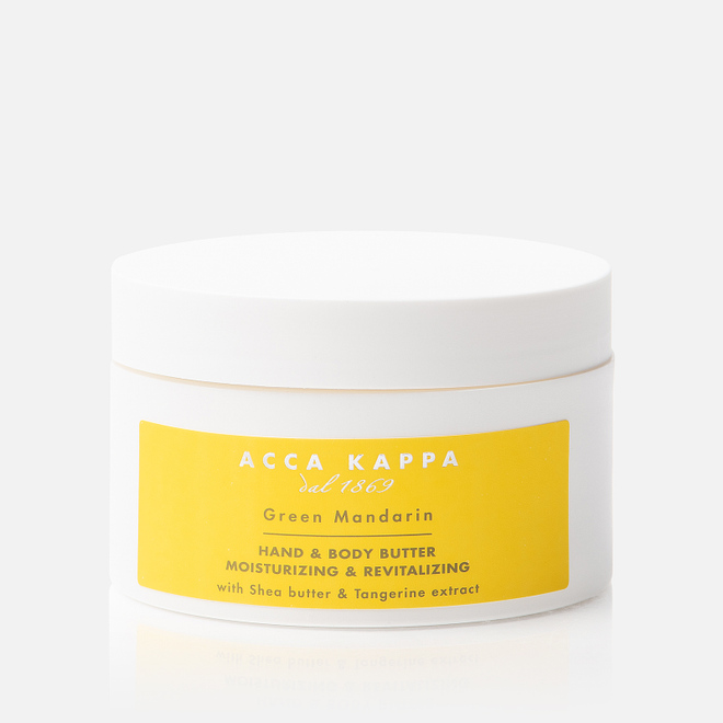 Масло для рук и тела Acca Kappa Green Mandarin 200ml