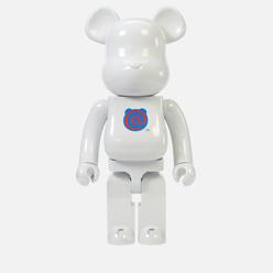 Игрушка Medicom Toy 1st Model White Chrome 1000%