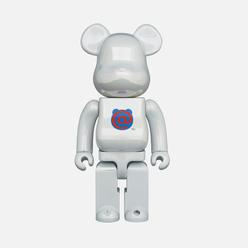 Игрушка Medicom Toy 1st Model White Chrome 400%