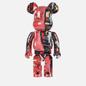 Игрушка Medicom Toy Andy Warhol x Jean-Michel Basquiat 1 1000% фото - 0