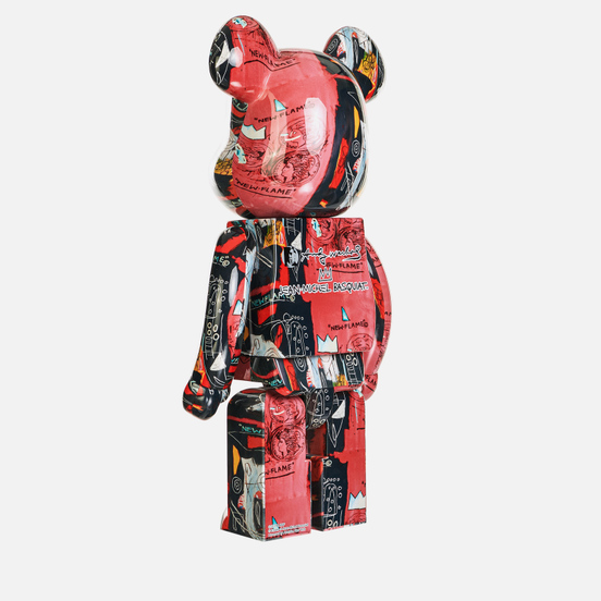 Игрушка Medicom Toy Andy Warhol x Jean-Michel Basquiat 1 1000%