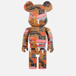 Игрушка Medicom Toy Andy Warhol x Jean-Michel Basquiat 2 1000%