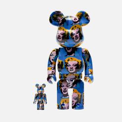Игрушка Medicom Toy Andy Warhol Monroe 100% & 400%
