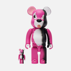 Игрушка Medicom Toy Breaking Bad Pink Bear 100% & 400%