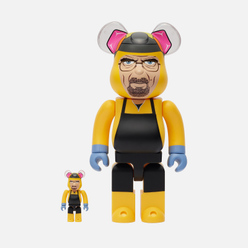 Игрушка Medicom Toy Breaking Bad Walter White 100% & 400%