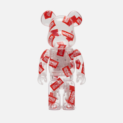Игрушка Medicom Toy Bearbrick BlackEyePatch 400%