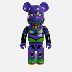 Игрушка Medicom Toy Bearbrick Evangelion 01 1000%