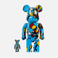 Игрушка Medicom Toy Grafflex 100% & 400%